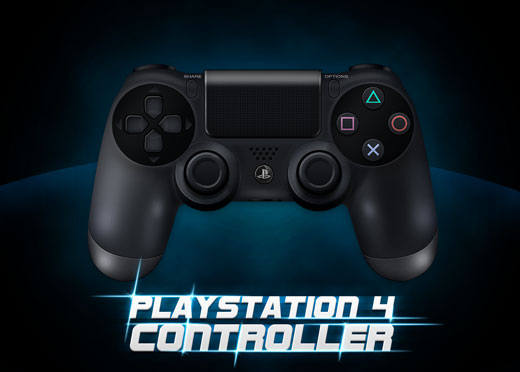 Playstation 4 controller -01